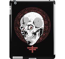 Doom and Gloom Skull iPad Case/Skin