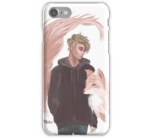 Andrew Minyard - Foxes with Foxes iPhone Case/Skin