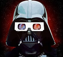 Vader Vision by michellevallese