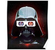 Vader Vision Poster