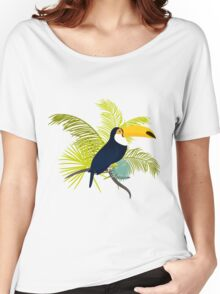 Toco Toucan Women's Relaxed Fit T-Shirt