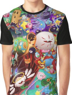 Kirby's 20th Anniversary Graphic T-Shirt