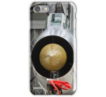 Lightning Jet Fighter iPhone Case/Skin
