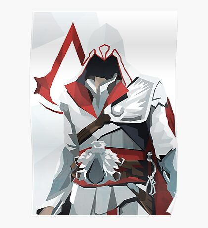 Brotherhood - Assassin's Creed Poster