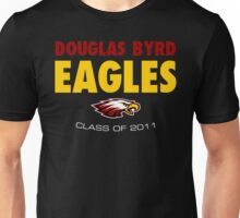 Douglas Byrd Eagles 2011 Unisex T-Shirt