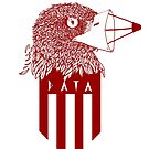 DATA EAGLE - RED by gaarte