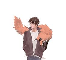 Neil Josten - Foxes with Foxes Photographic Print