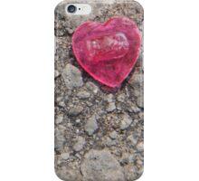 abandoned heart iPhone Case/Skin