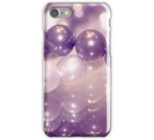 The Soft Glow of Pearls iPhone Case/Skin