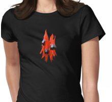 Sturt's Desert Pea Womens Fitted T-Shirt
