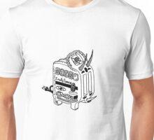 Triceratoaster Unisex T-Shirt
