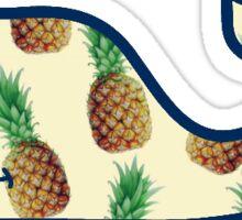 Vineyard Vines Pinapple #2 Sticker