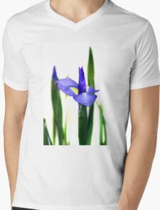 Iris Mens V-Neck T-Shirt