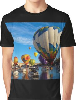 Balloons & Boats Graphic T-Shirt