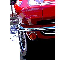 Classic Muscle Car Photographic Print