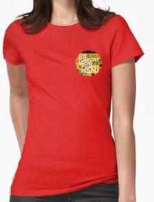 sunflower jimmy fallon Womens Fitted T-Shirt