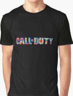 COD Dye Graphic T-Shirt