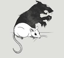 The Strange Case of Dr. Mouse and Mr. Rat Unisex T-Shirt