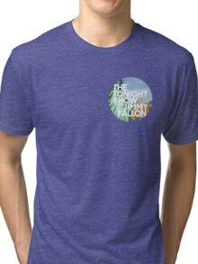 new york jimmy fallon Tri-blend T-Shirt