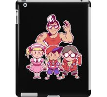 EarthBound Beginnings Party iPad Case/Skin