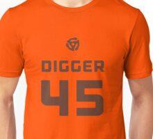 45 Digger Unisex T-Shirt