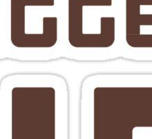 45 Digger Sticker