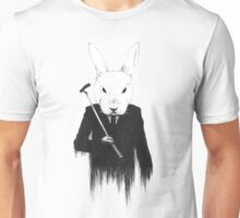 The White Rabbit Unisex T-Shirt