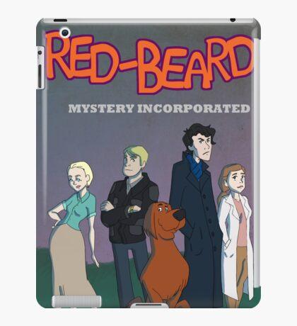 Red Beard Mystery Inc iPad Case/Skin