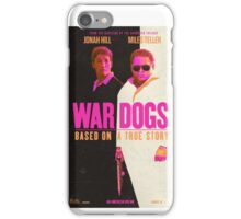 War Dogs iPhone Case/Skin