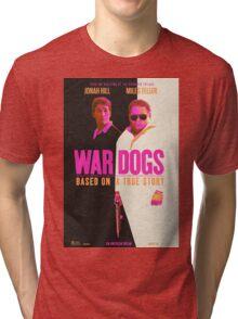 War Dogs Tri-blend T-Shirt