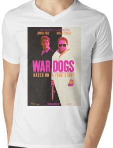 War Dogs Mens V-Neck T-Shirt