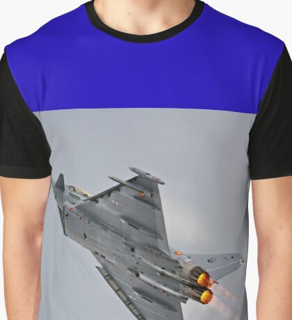 Spanish Typhoon Fighter 2016 Graphic T-Shirt