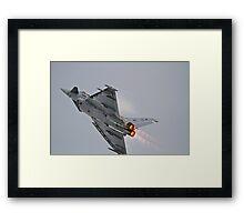 Spanish Typhoon Fighter 2016 Framed Print