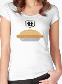 Heh, Frey Pie, Manderly Pie Women's Fitted Scoop T-Shirt