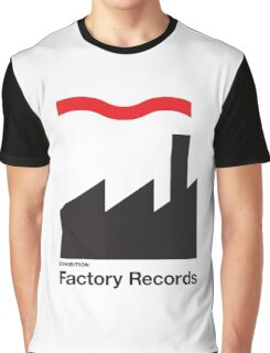 FACTORY RECORDS Graphic T-Shirt