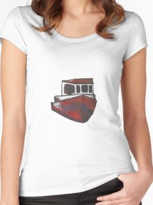 In Harbour 2 Women's Fitted Scoop T-Shirt