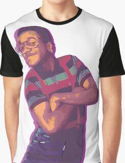 Purple Urkel - Weed Graphic T-Shirt