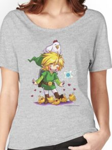 Cucco Fans - Legend of Zelda Women's Relaxed Fit T-Shirt