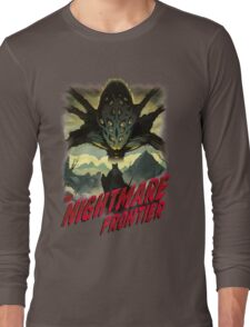 THE NIGHTMARE FRONTIER Long Sleeve T-Shirt