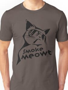 Smoke Meowt Unisex T-Shirt