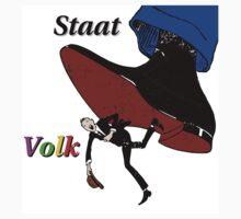 Staat/Volk One Piece - Short Sleeve