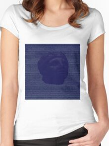 In Shadow Women's Fitted Scoop T-Shirt