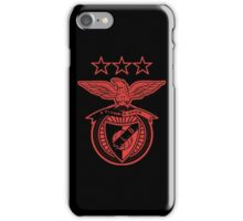 Benfica Black 2016 iPhone Case/Skin