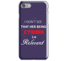Prince Kai Quote iPhone Case/Skin