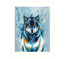 Wise and Wild Art Print
