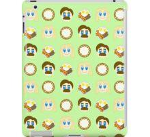 Breakfast Lovers of Pawnee iPad Case/Skin