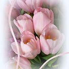 Pink Tulips by Elaine Bawden