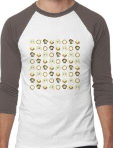 Breakfast Lovers of Pawnee Men's Baseball ¾ T-Shirt