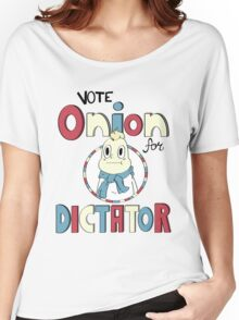 ONION FOR DICTATOR Women's Relaxed Fit T-Shirt