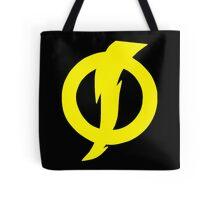 Static Shock Symbol Tote Bag